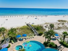 Holiday Inn Express Orange Beach-On The Beach in Gulf Shores, Alabama