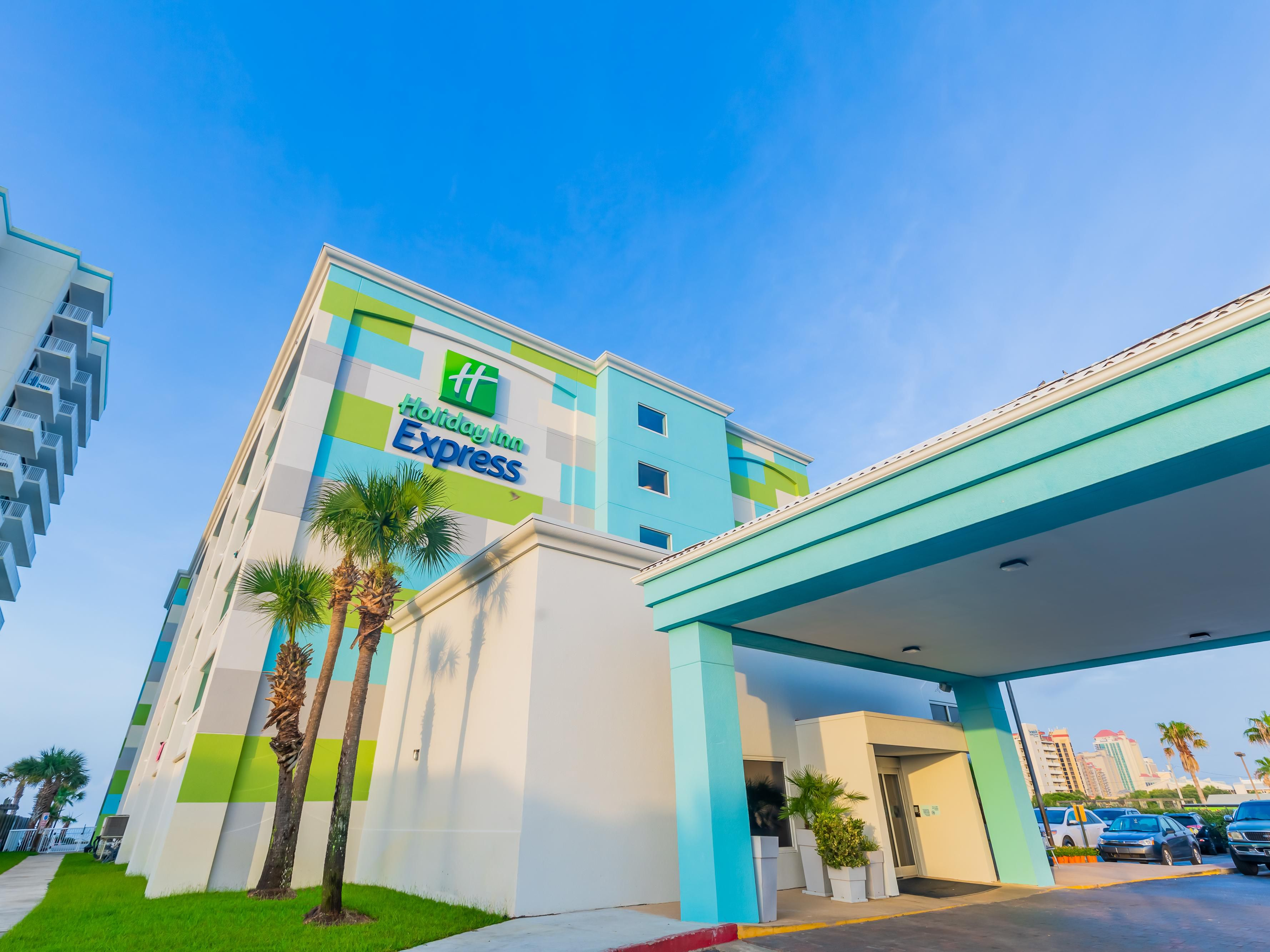Holiday Inn Express Orange Beach On The Hotel In By Ihg