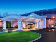 Holiday Inn Express Owego in Binghamton, New York