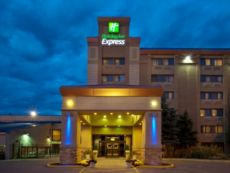 Holiday Inn Express Chicago-Palatine/N Arlngtn Hts in Schaumburg, Illinois