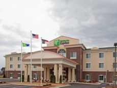 Holiday Inn Express Pembroke in Laurinburg, North Carolina