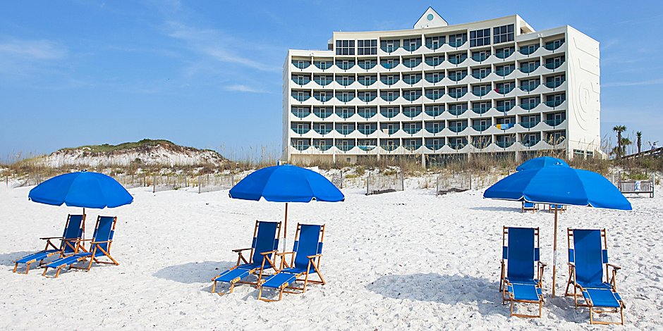 Pensacola Beach Hotel Near Santa Rosa Island Holiday Inn Express