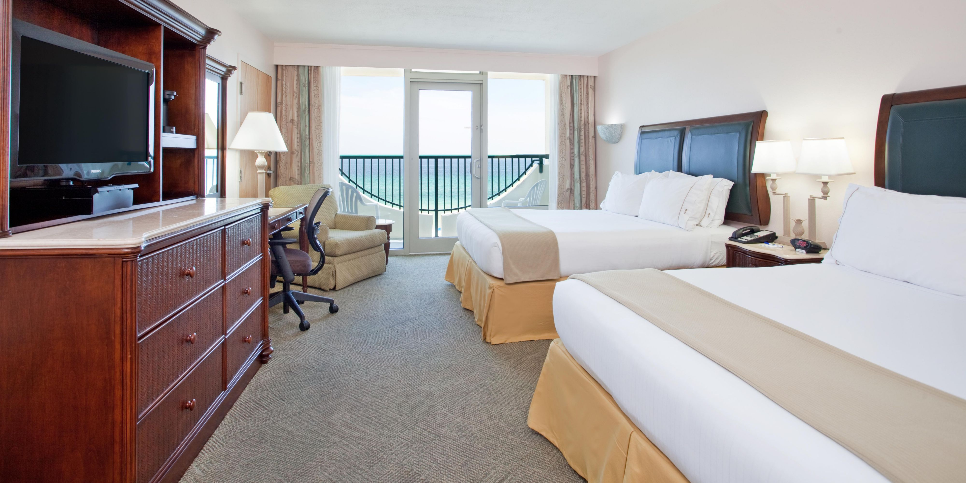 pensacola beach hotel on fort pickens rd - holiday inn express