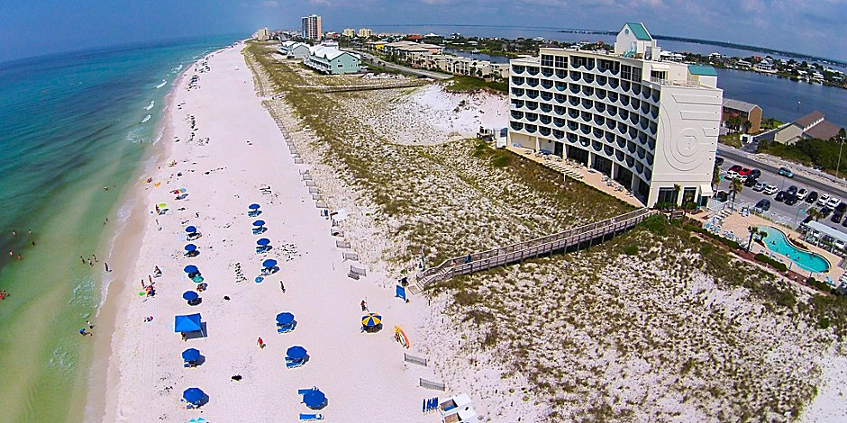Pensacola Beach Hotel On Fort Pickens Rd Holiday Inn Express