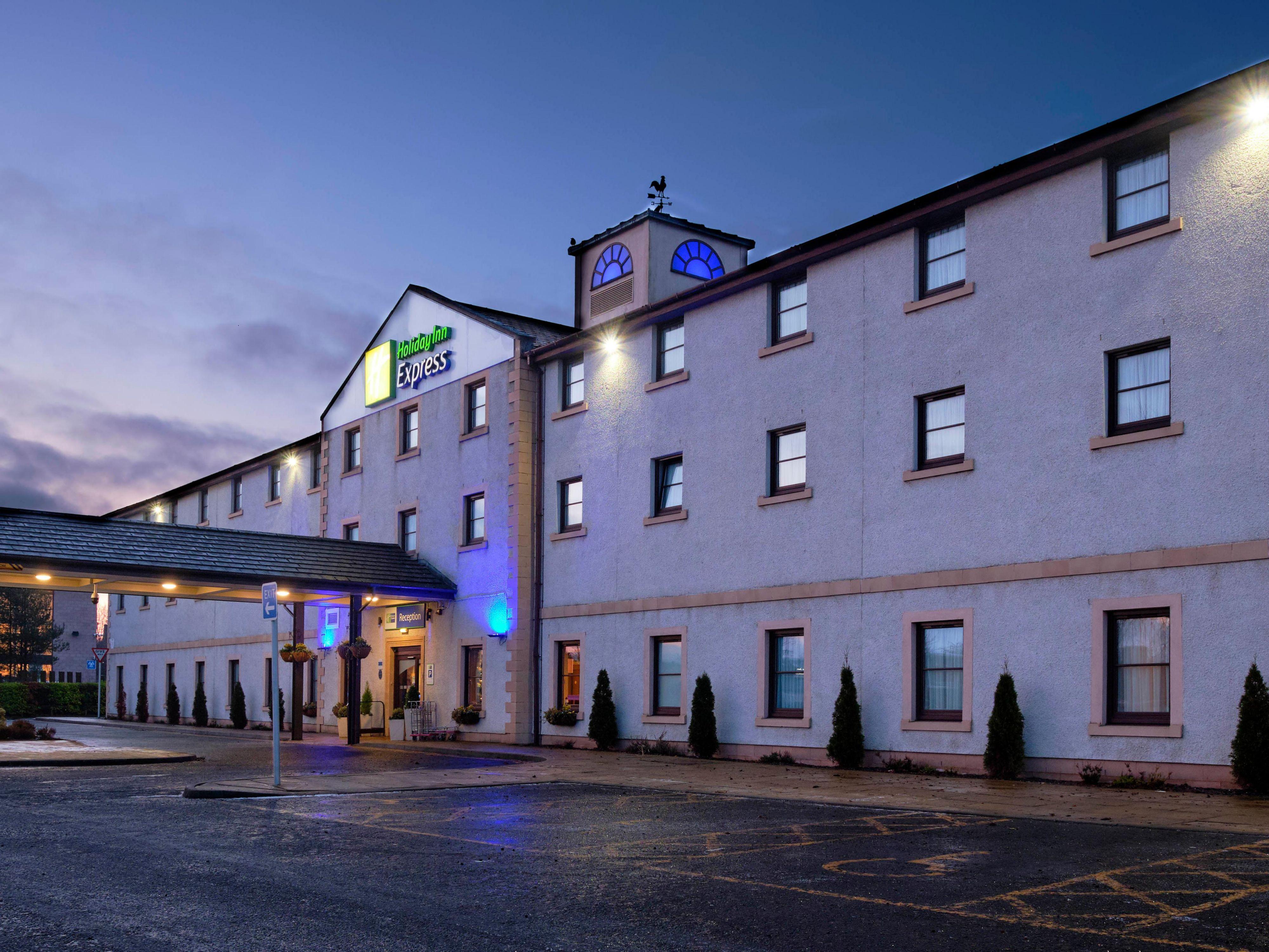 Hotel Near Perth City Centre Holiday Inn Express Perth