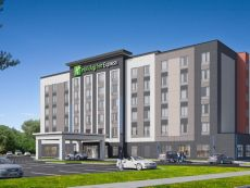 Holiday Inn Express Sarnia - Point Edward