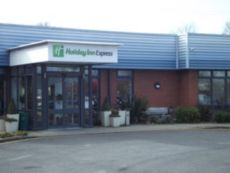 Holiday Inn Express Preston - South in Preston, United Kingdom