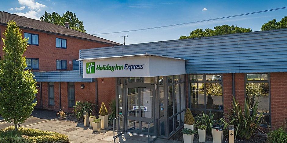Bamber Bridge Hotel Holiday Inn Express Preston South