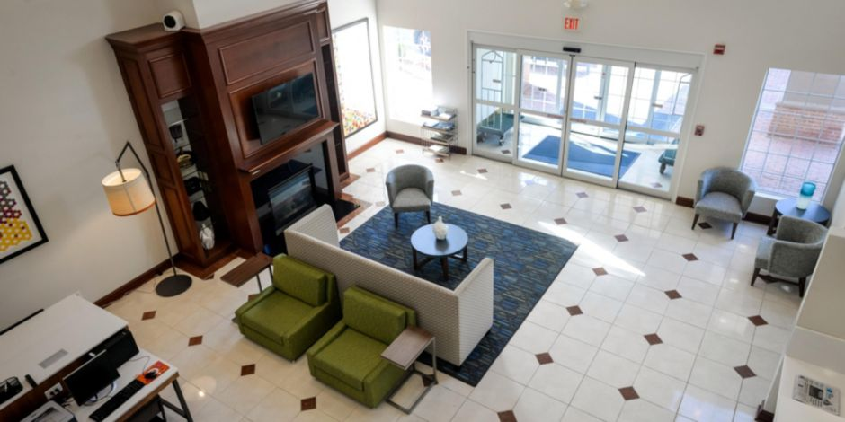 Prince Frederick Hotel Lobby
