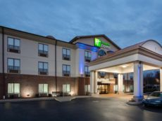 Holiday Inn Express Princeton/I-77 in Dublin, Virginia