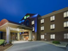 Holiday Inn Express Charles Town in Hagerstown, Maryland