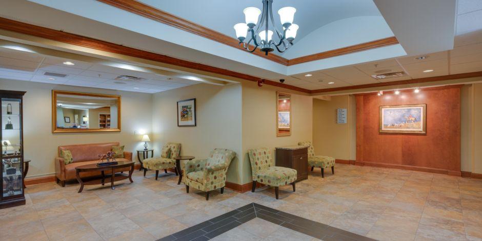 Hotel Lobby 2016