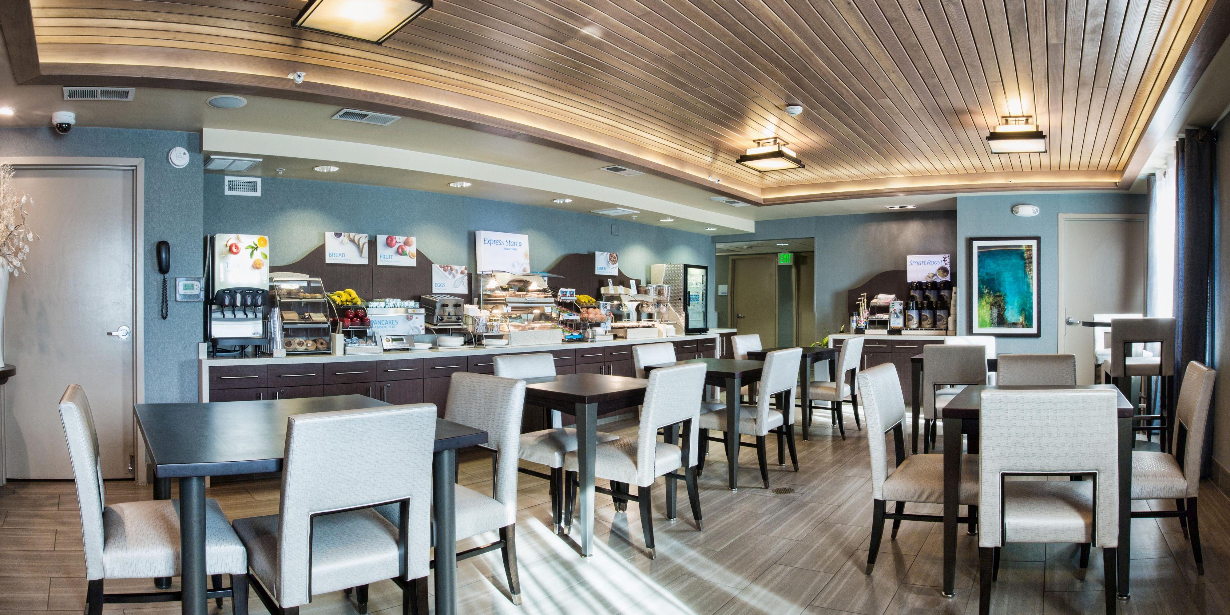 Redwood City California Hotel Holiday Inn Express Redwood City