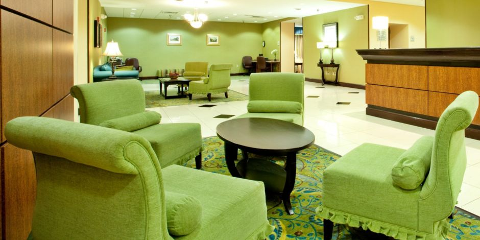 Holiday Inn Express Richmond - Downtown Hotel by IHG