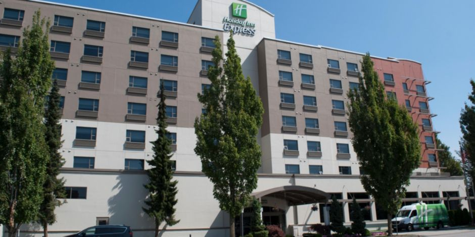 Holiday Inn Express Vancouver Airport Richmond Hotel By Ihg