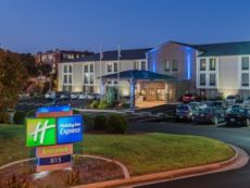 Holiday Inn Express Roanoke-Civic Center in Roanoke, Virginia