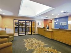 Holiday Inn Express Rochelle in Loves Park, Illinois