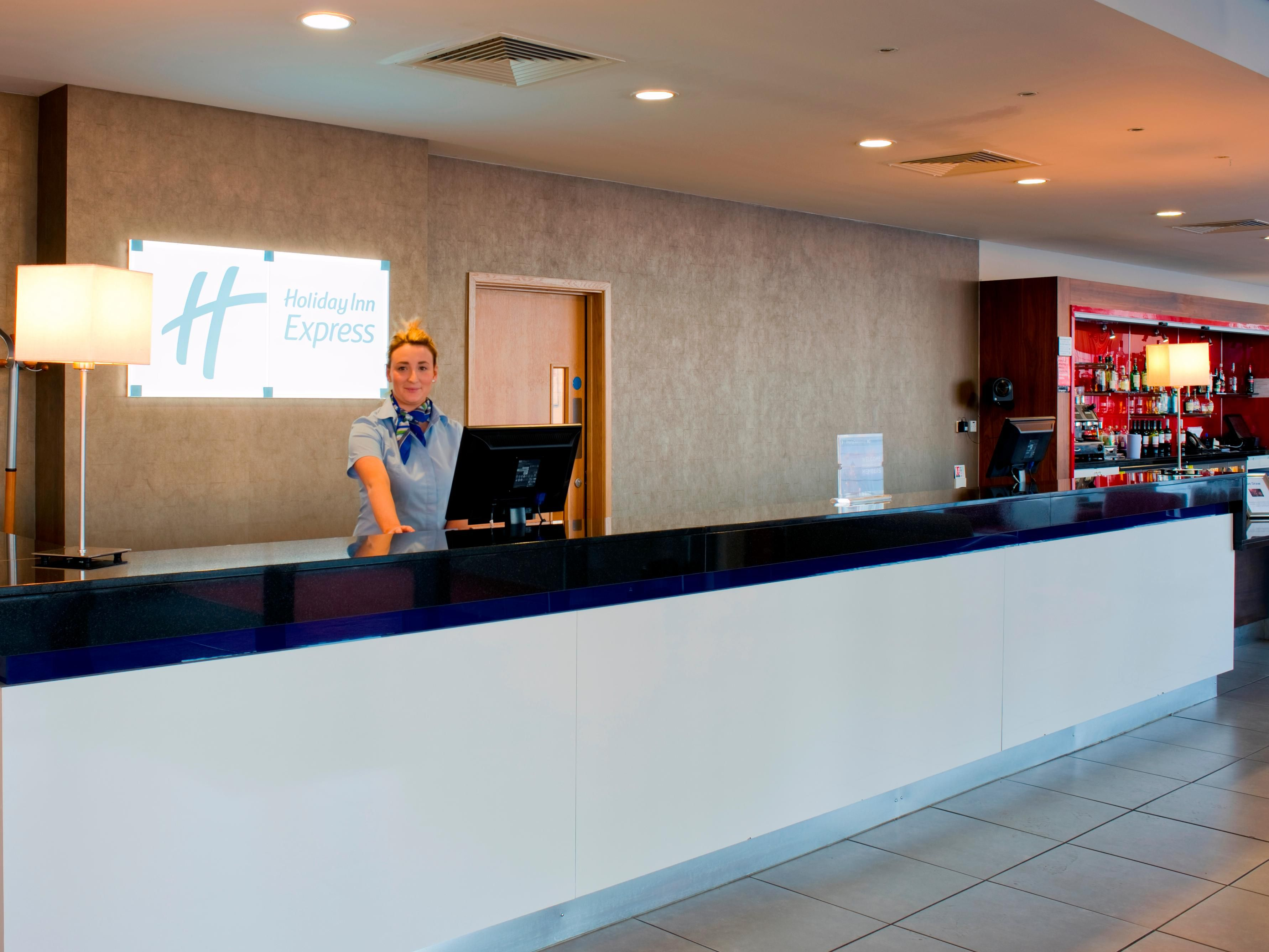 Our Welcoming front desk team are available 24 hours a day