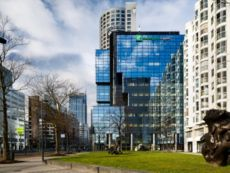 Holiday Inn Express Rotterdam - Gare centrale in Leiden, Netherlands
