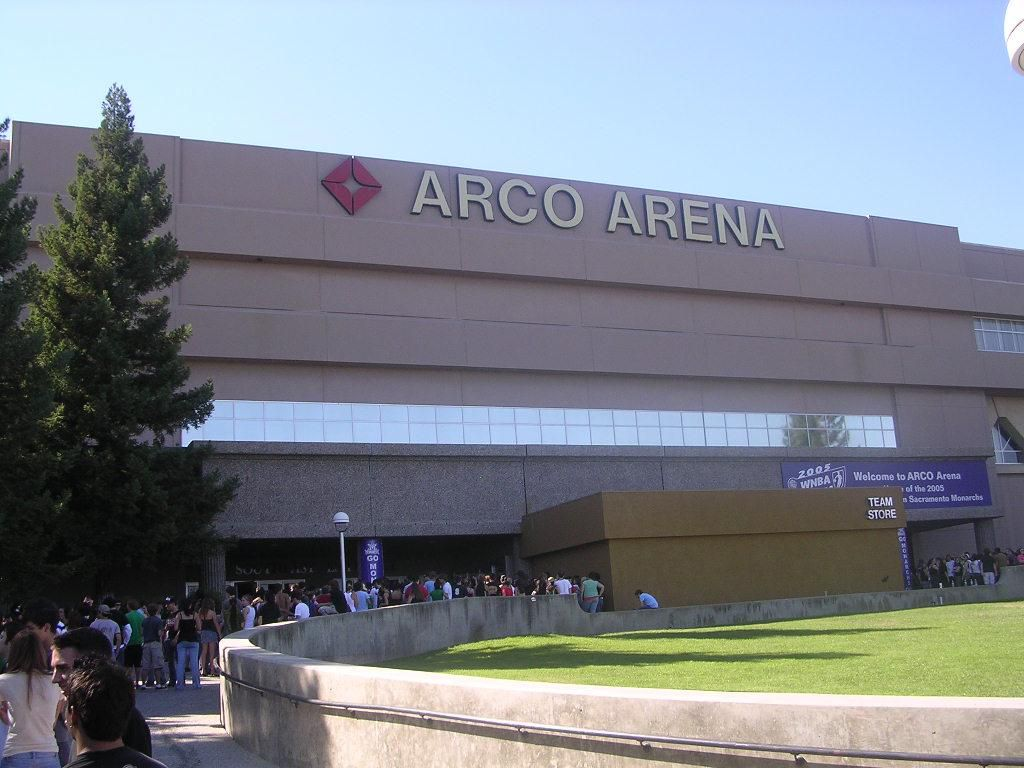 Sacramento Sleep Train Arena