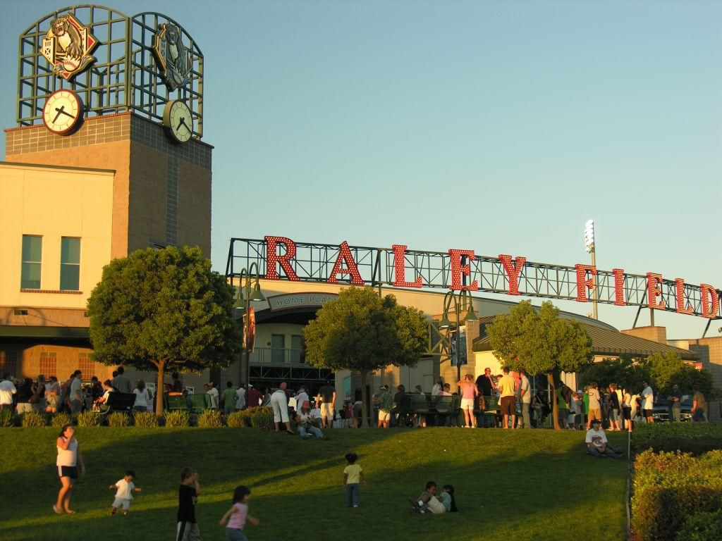 Raley Field - Home of the Sacramento River Cats