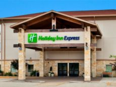 Holiday Inn Express Salado-Belton in Temple, Texas