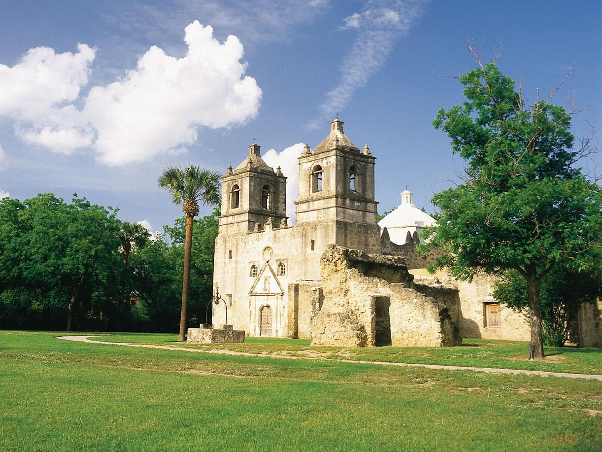 Take a tour of one of the oldest Missions in the United States.