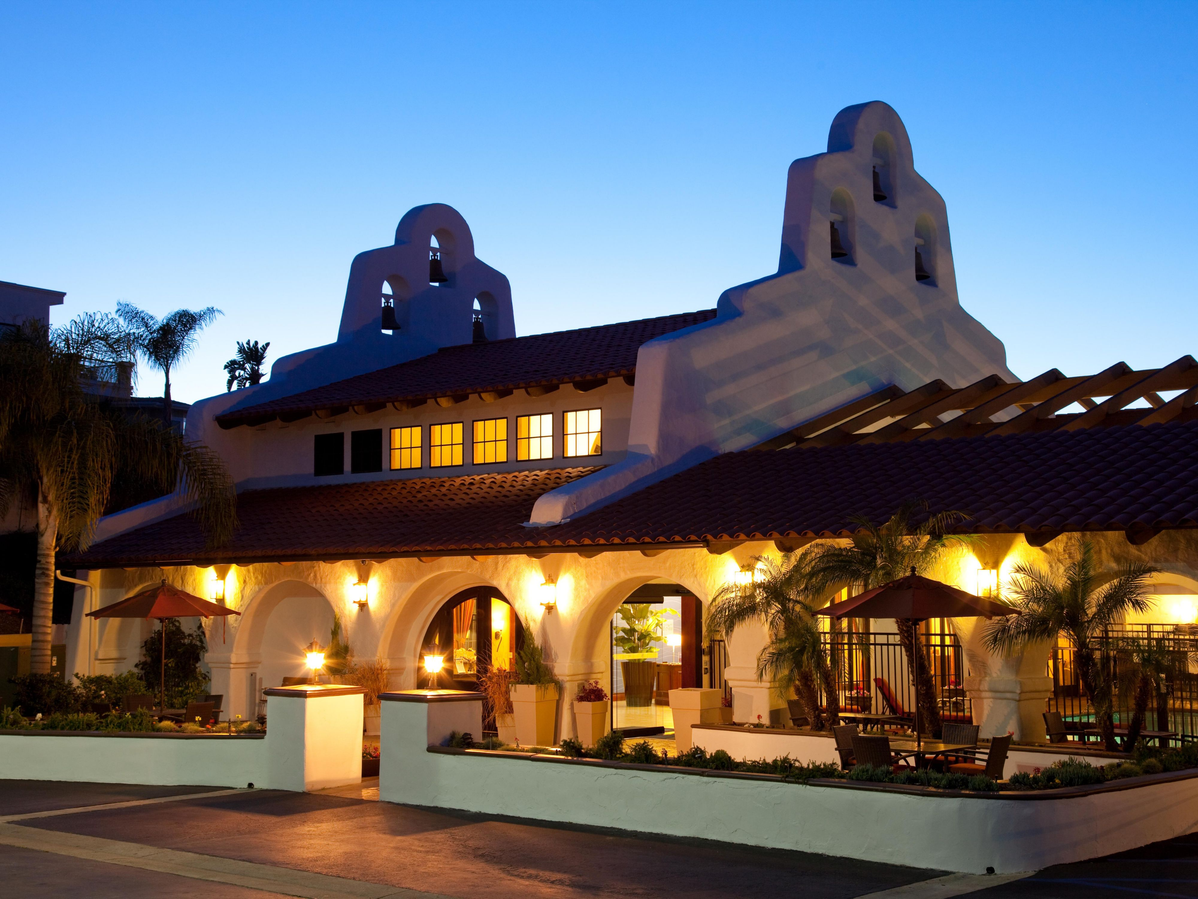 Mission Style San Clemente Hotel