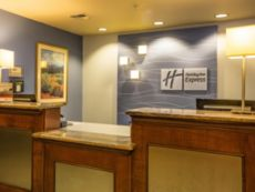 Holiday Inn Express San Jose-Central City in Morgan Hill, California