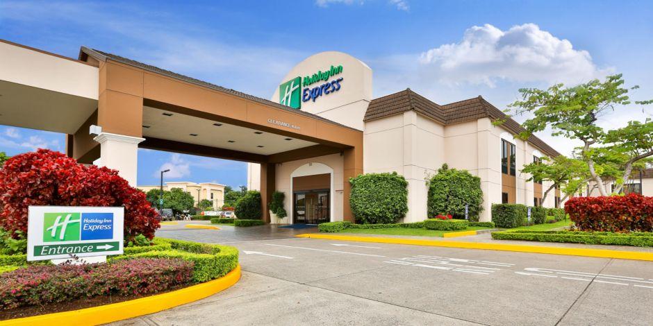Holiday Inn Express San Jose Airport Hotel Exterior