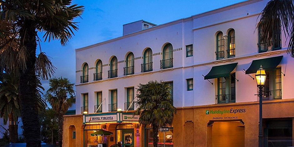 Santa Barbara Hotels >> Santa Barbara Hotel Holiday Inn Express Santa Barbara Hotel