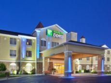 Holiday Inn Express Savannah Airport in Hardeeville, South Carolina