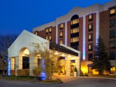 Holiday Inn Express Chicago-Schaumburg in Crystal Lake, Illinois
