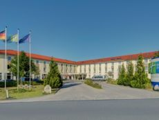 Holiday Inn Express Aeroporto de Munique in Unterhaching, Germany