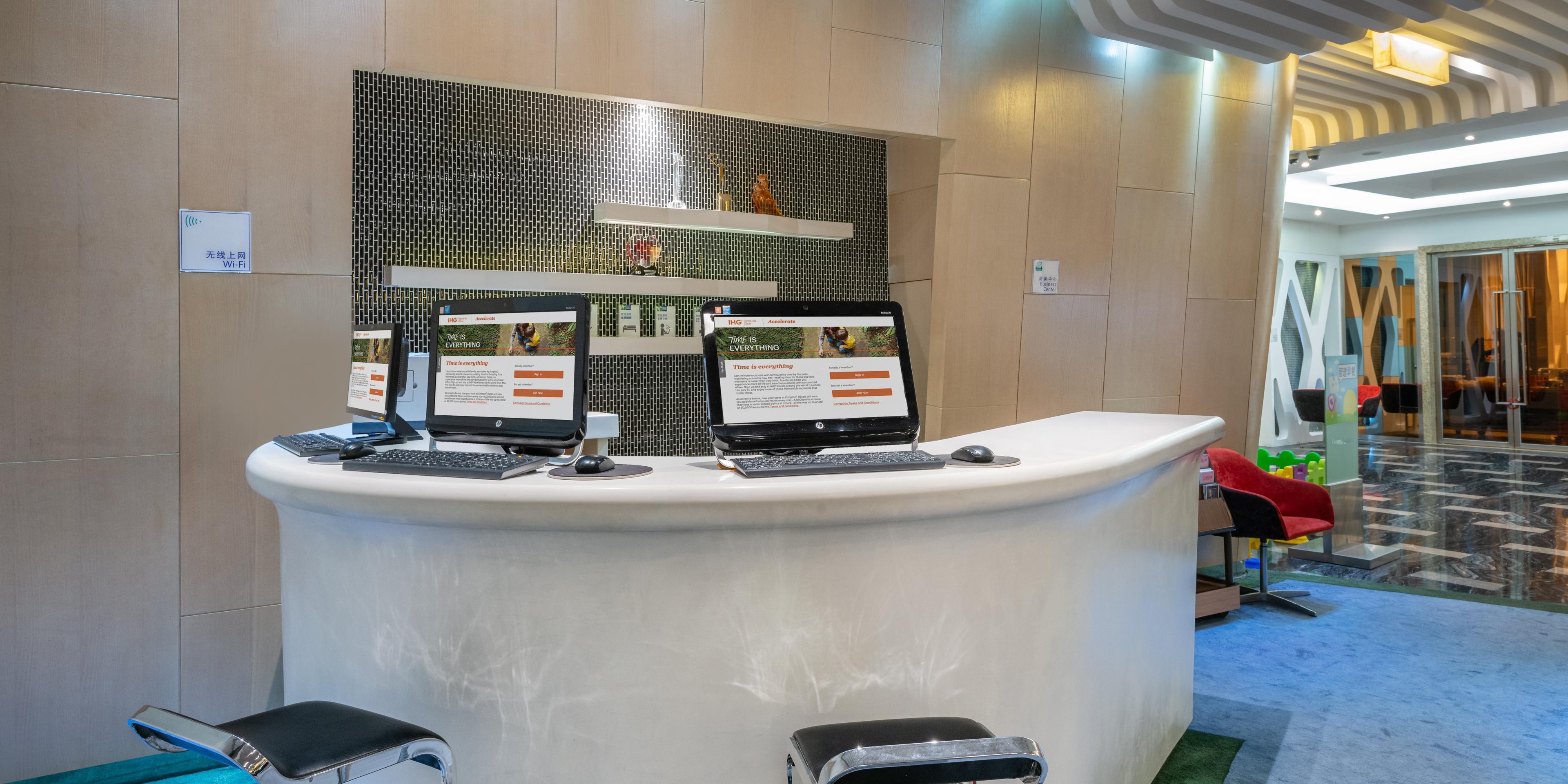 Holiday Inn Express Shanghai New Hongqiao Hotel by IHG 23a064422