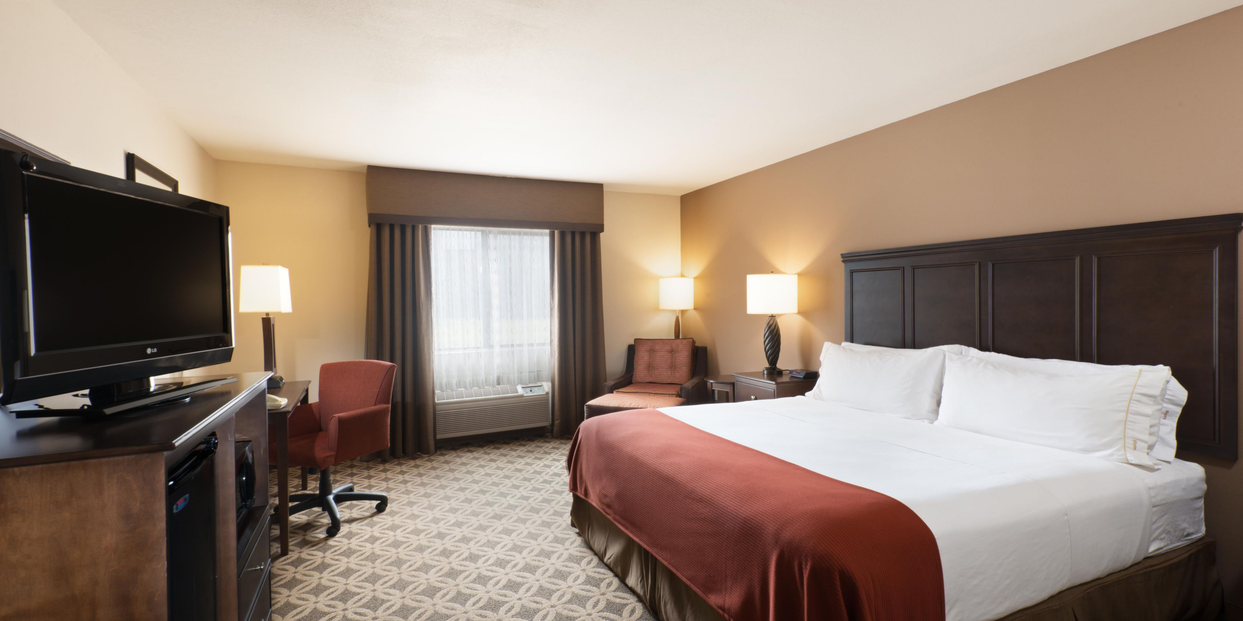 holiday inn express show low hotel by ihg
