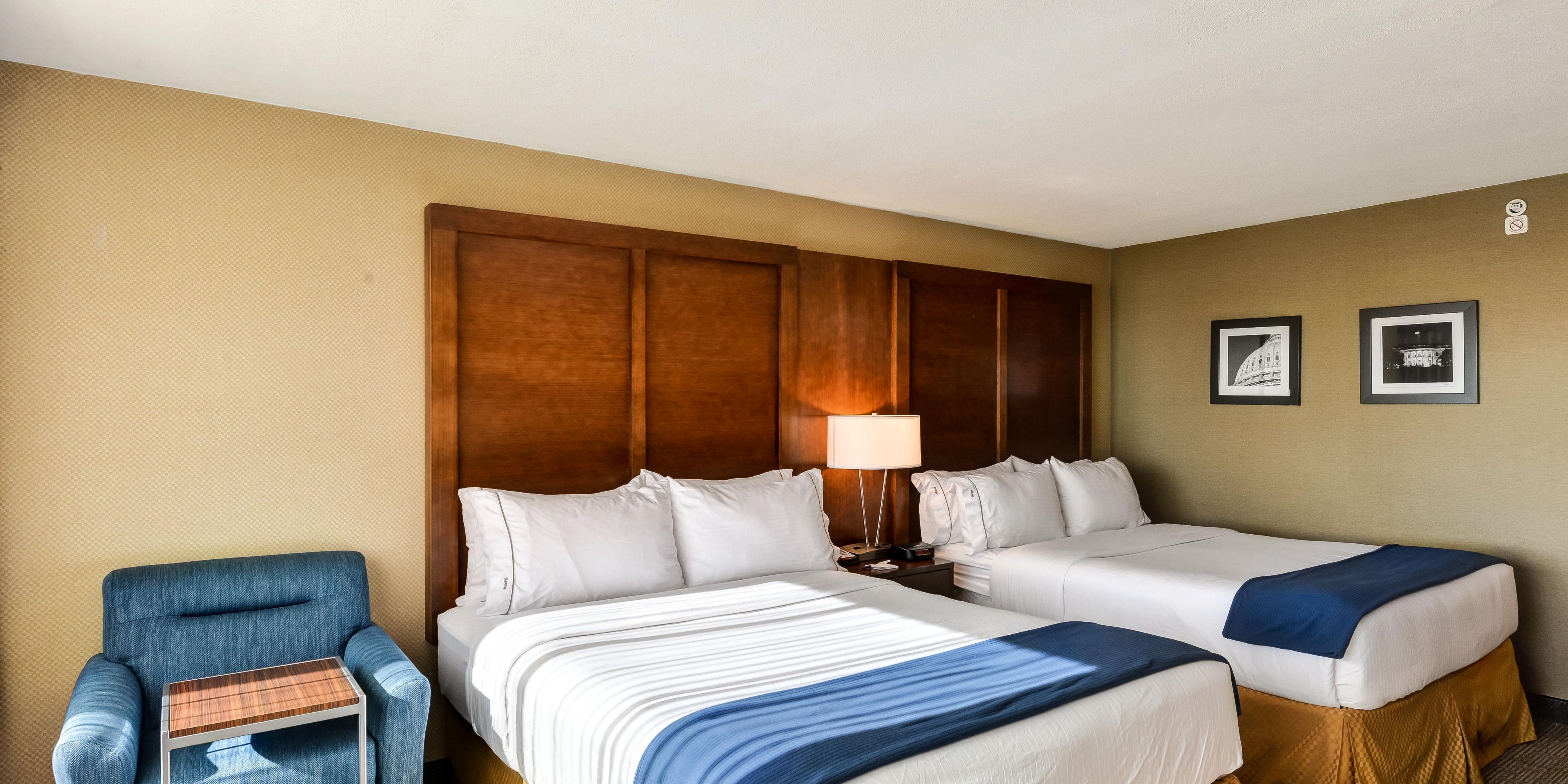 Hotel Silver Seven Holiday Inn Express Washington Dc N Silver Spring Hotel By Ihg