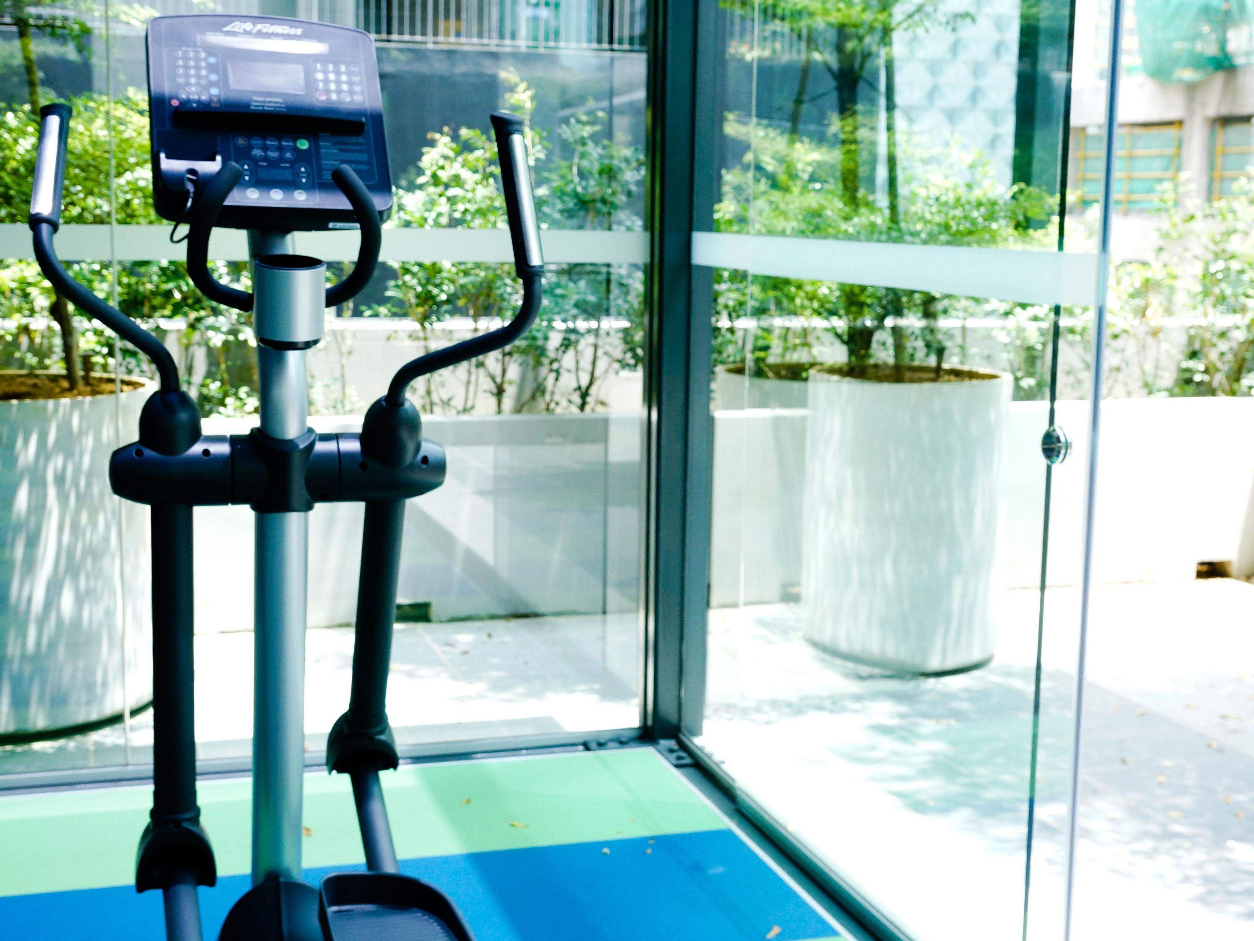 Fitness Room at Holiday Inn Express Singapore Orchard Road