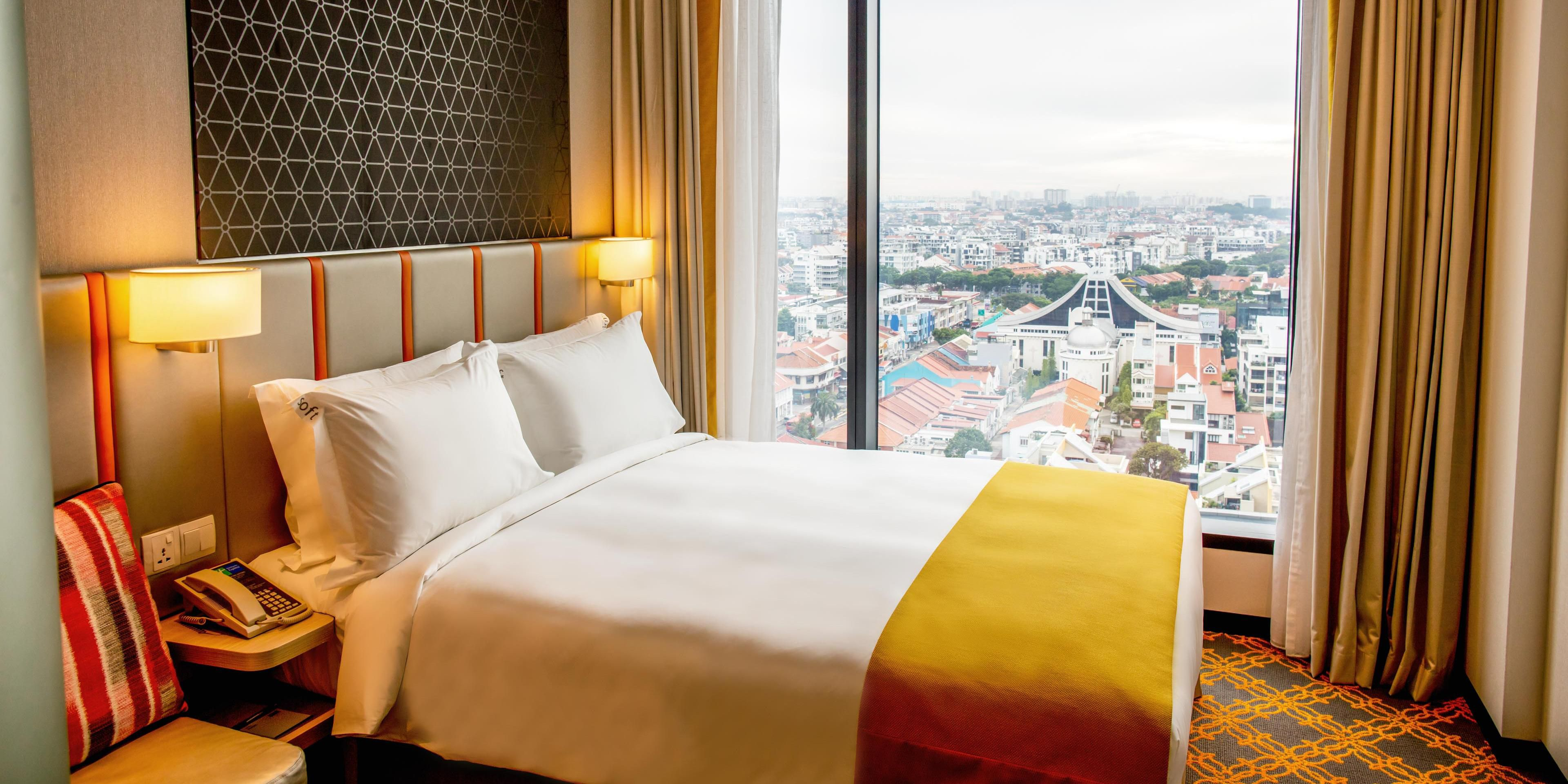 Holiday Inn Express Singapore 4606382042 2x1