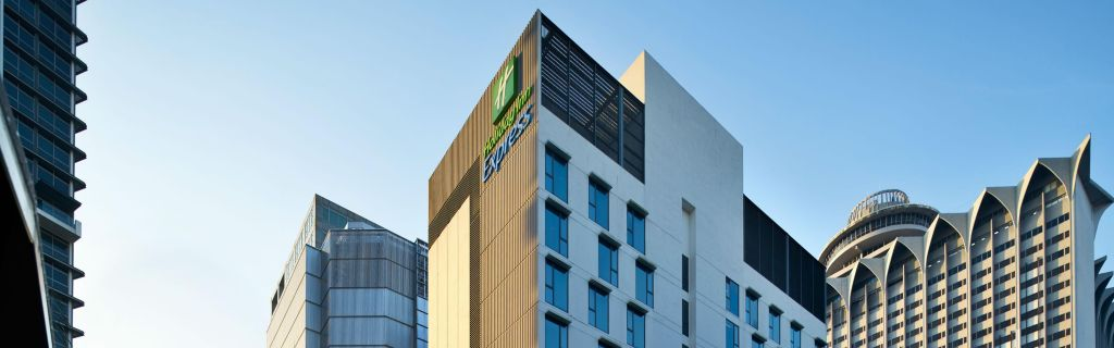Holiday Inn Express Singapore Orchard Road Facade