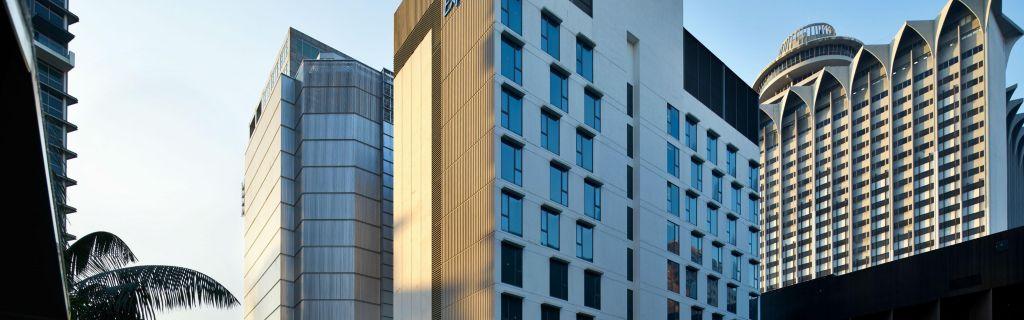 Holiday Inn Express Singapore Orchard Road Facade