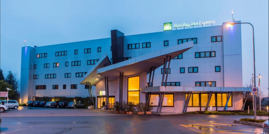 Welcome To The Holiday Inn Express Milan Malpensa Airport