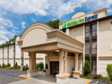 Holiday Inn Express Southington in Meriden, Connecticut