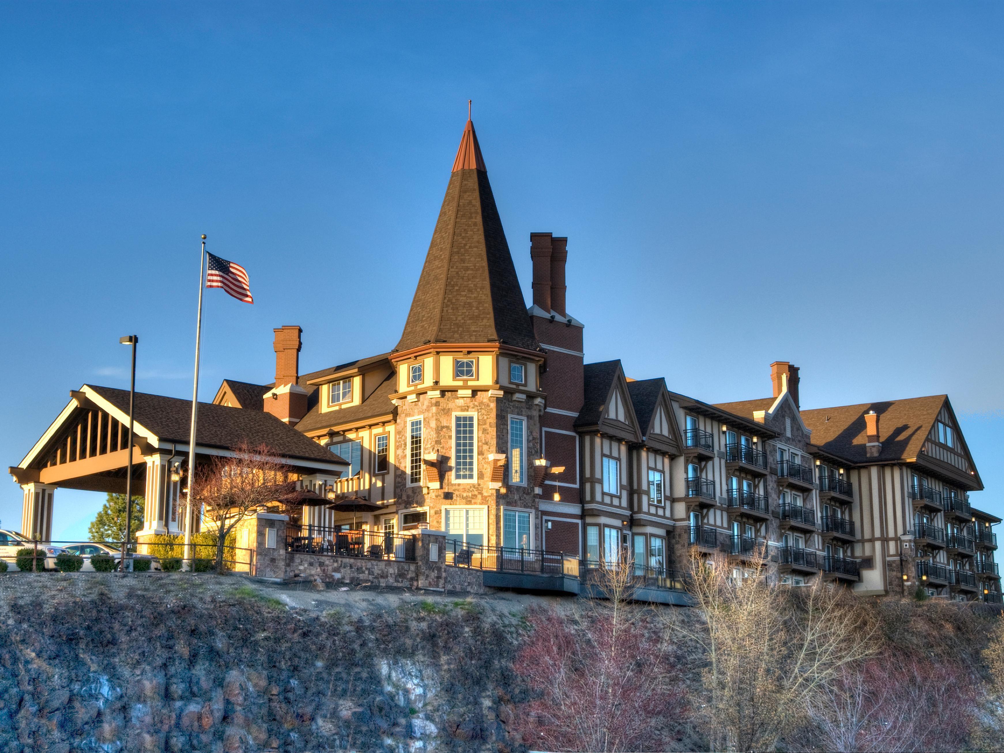 Holiday Inn Express Spokane