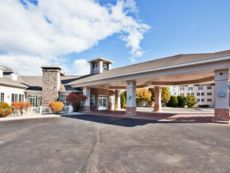 Holiday Inn Express St. Ignace-Lake Front in St. Ignace, Michigan