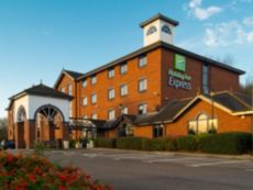 Holiday Inn Express Stafford M6, Jct.13 in Lichfield, United Kingdom