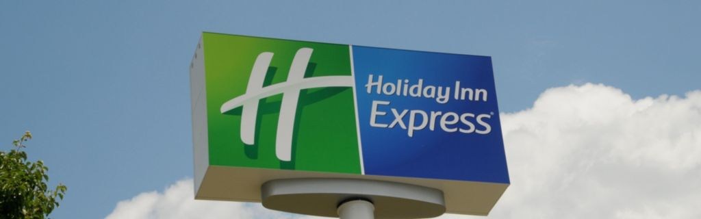 Entrance Front Desk Relaunched Holiday Inn Express Winchester Va South Hotel Exterior