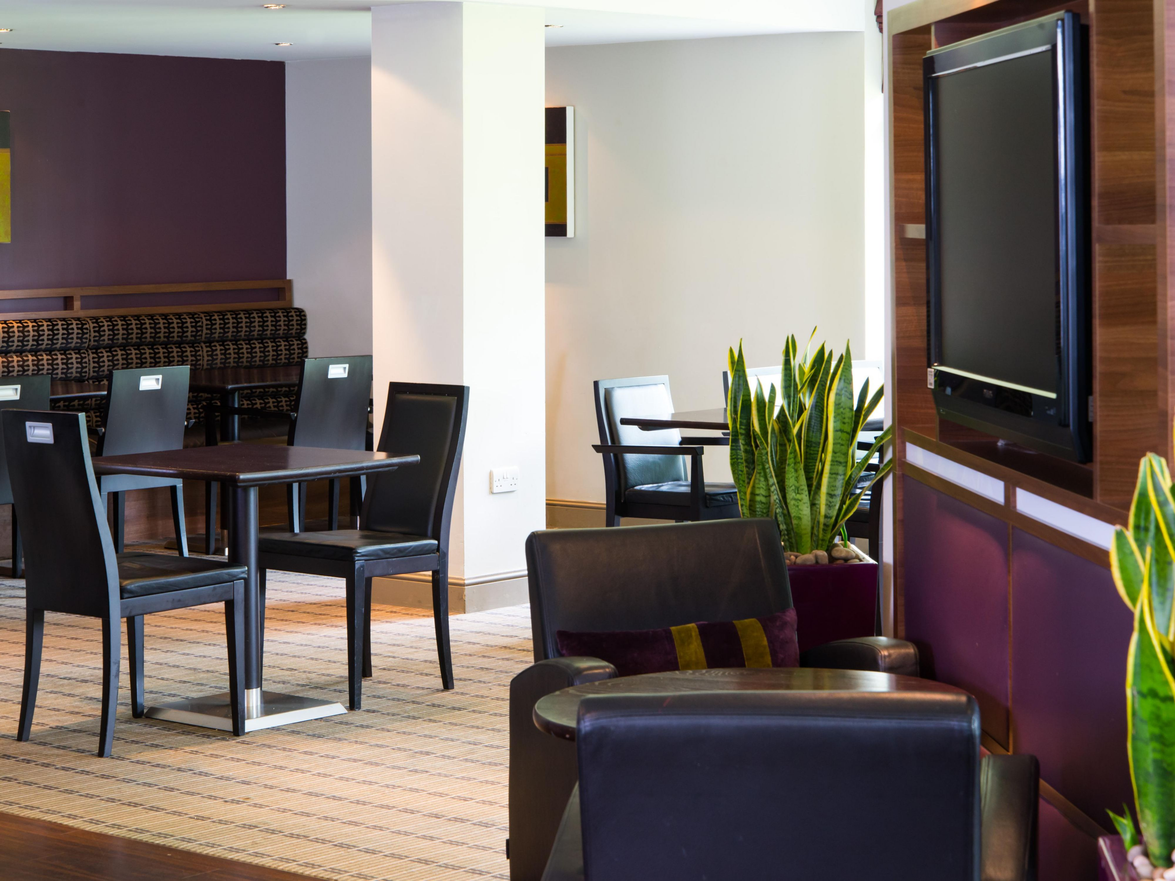 Catch up with the latest news on our flatscreen TVs in our lounge
