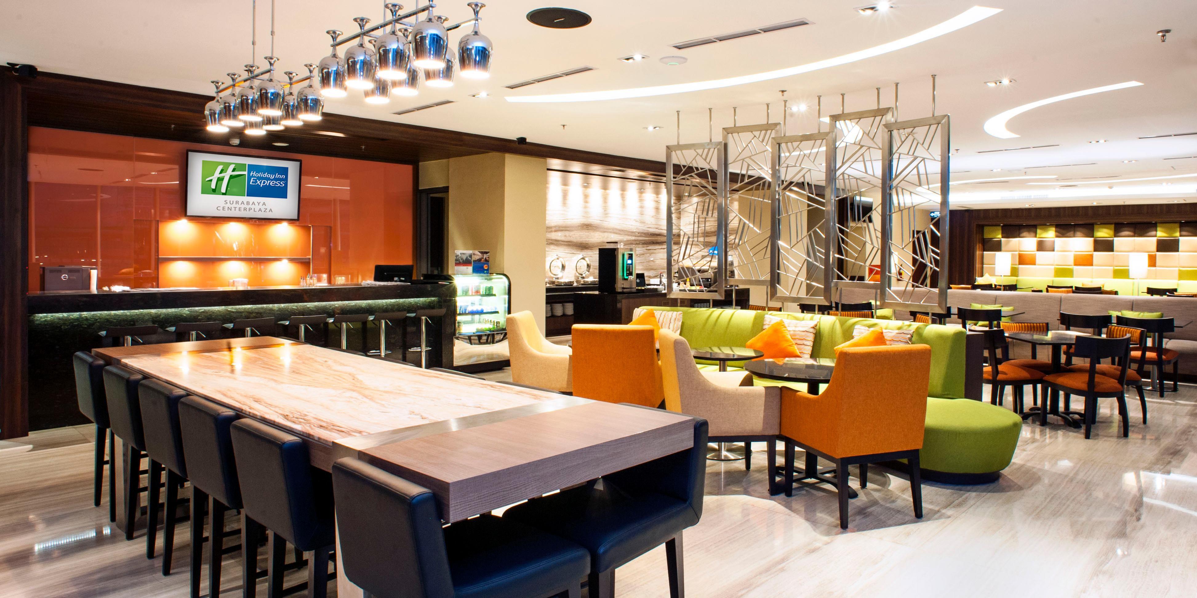 Holiday Inn Express Surabaya Centerplaza Hotel By Ihg Paket Murmer Acces Point Komplit Jawa Timur 4586718672 2x1