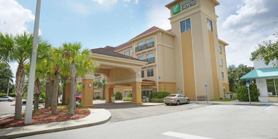 holiday inn express tampa north telecom park hotel by ihg